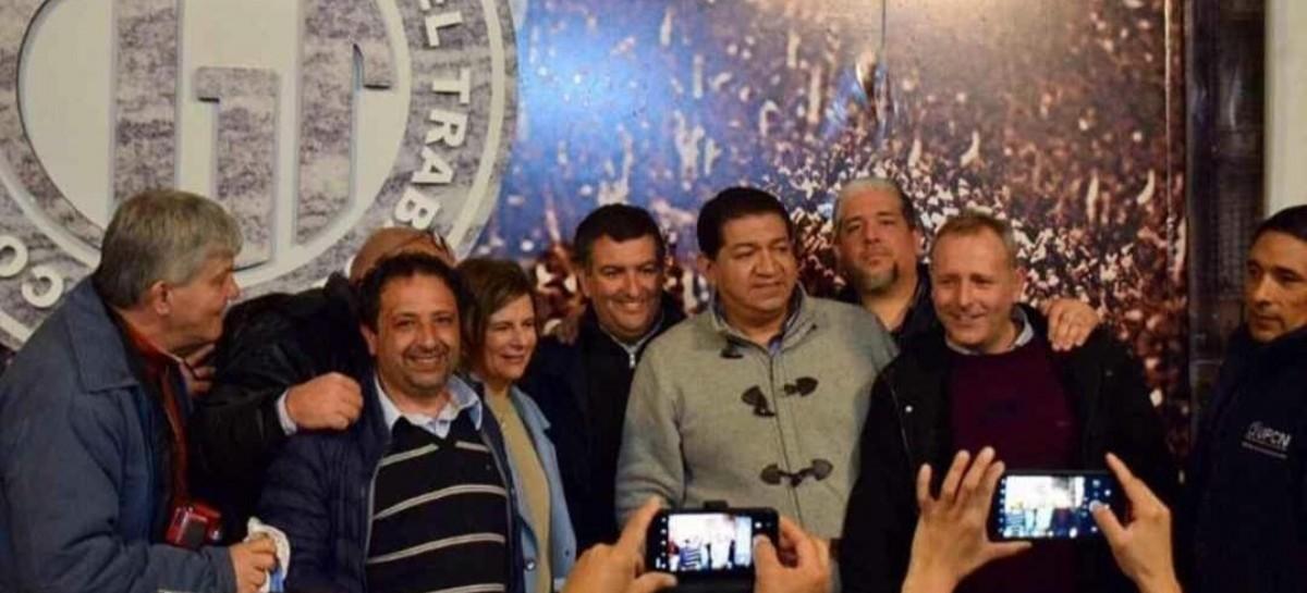 Las dos CGT de La Plata y una rama de Las 62, unidas para apoyar a Saintout, Secco y Cagliardi