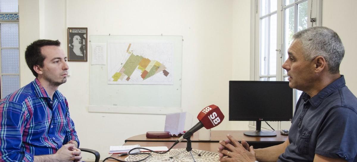 """Cagliardi: """"Hay que recuperar las bases del peronismo para que Berisso vuelva a ser inclusiva"""""""