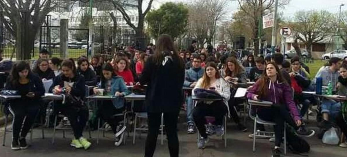 Sigue la semana de paros y clases públicas en facultades de la Universidad Nacional de La Plata