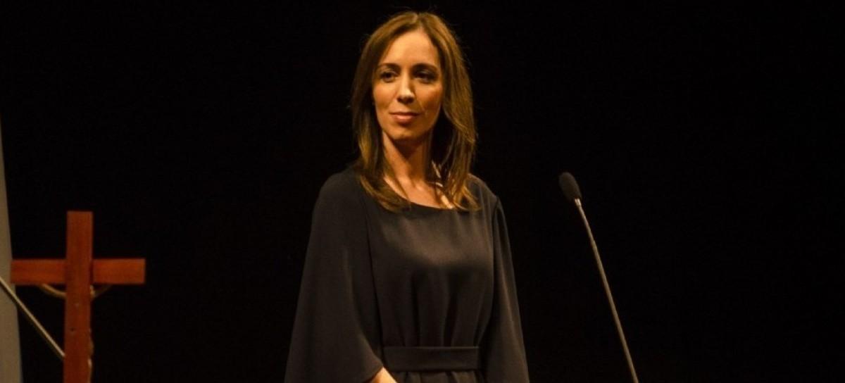 Vidal, la primera gran opositora a la ley del aborto