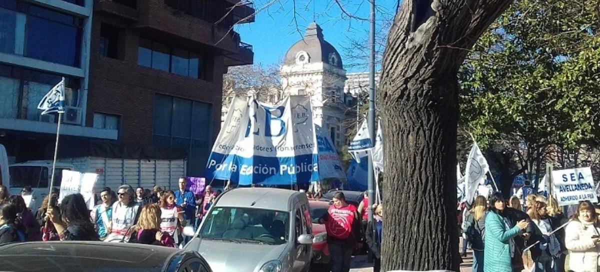 Culpa del acuerdo que nunca llega, habrá un nuevo paro docente en la provincia de Buenos Aires