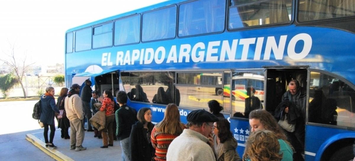"""¿Récord Guinness en la Provincia?: Transporte le aplicó 178 multas a la empresa """"El Rápido Argentino"""