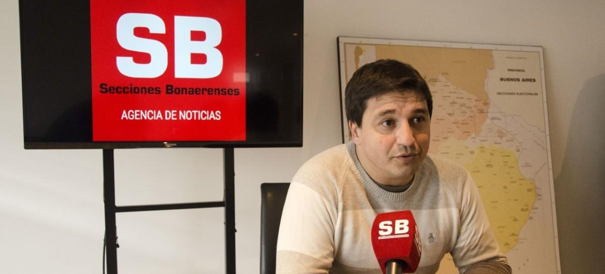 """Gerardo Jazmín: """"La ciudad tuvo una transición muy complicada"""""""