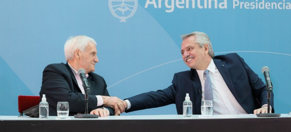 El Gobierno nacional presentó el proyecto de Ley de Compre Argentino