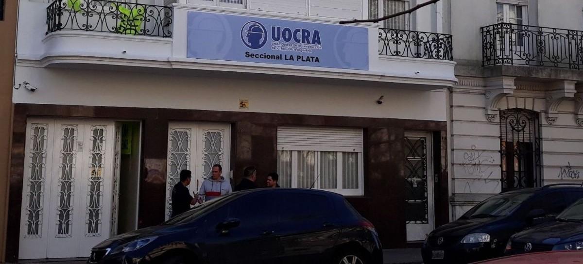 ¿UOCRA La Plata o estadio de fútbol?:  Barrabravas mandan y el prófugo que, al final, era inquilino