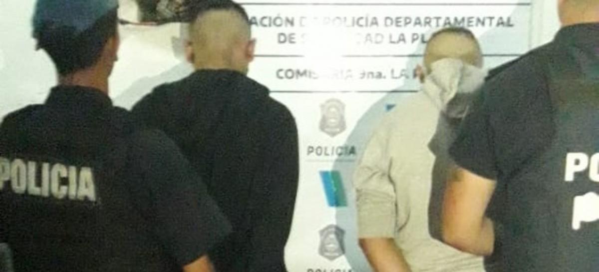 La Plata: detuvieron a cuatro motochorros y uno de ellos era buscado por el caso de Carolina Píparo