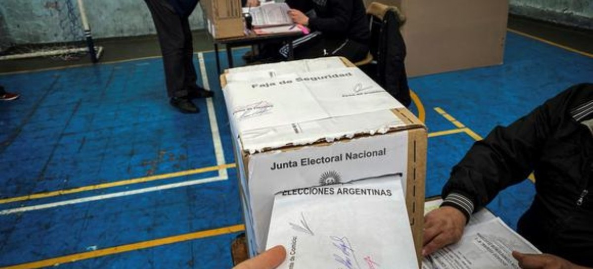 En las PASO votaron las dos terceras partes del electorado: es el nivel más bajo desde 1983