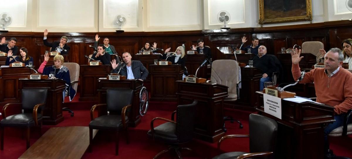 El mecanismo perverso del Concejo Deliberante de La Plata