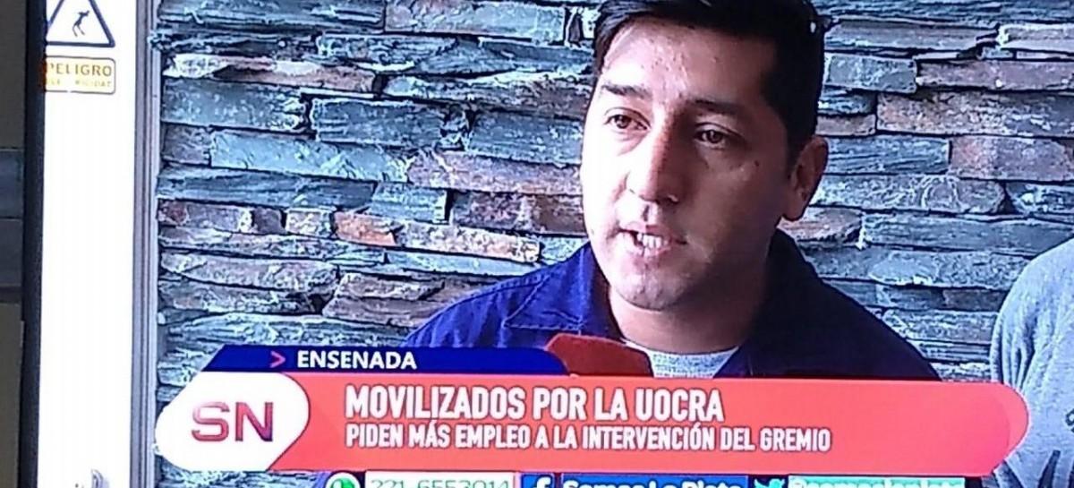 Le balearon la casa a un trabajador de la UOCRA que reclamó trabajo