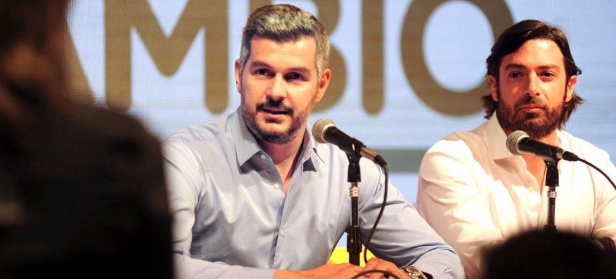 Marcos Peña y Federico Salvai, cerebros de campaña de Macri y Vidal, los más derrotados