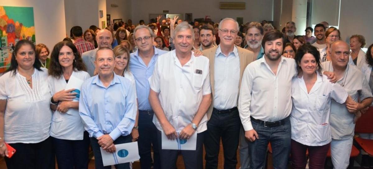 """Asumieron nuevas autoridades en el Hospital de Niños """"Sor María Ludovica"""" de La Plata"""