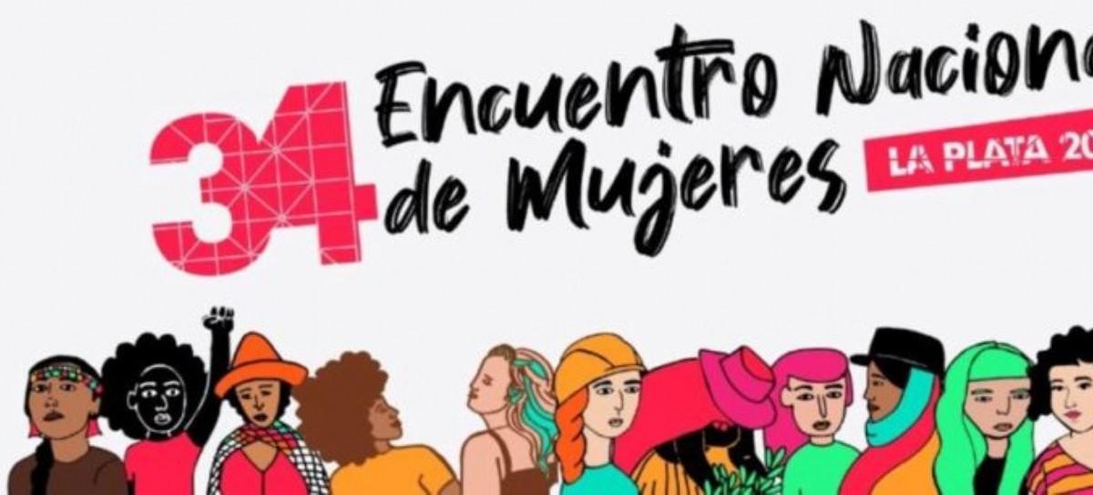 Por el fuerte temporal, se suspendió el acto de apertura del 34° Encuentro Nacional de Mujeres