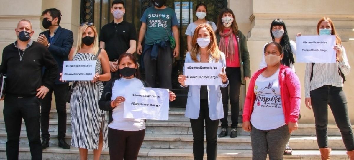Concejo Deliberante de La Plata: destacan el trabajo de promotores sociales durante la Pandemia