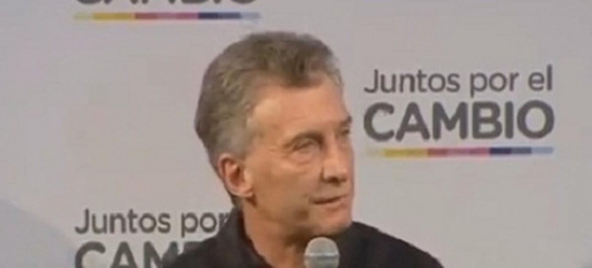 """Macri, en La Plata, en el lanzamiento de campaña de Vidal: """"Tienen que terminar las ideas suicidas"""""""