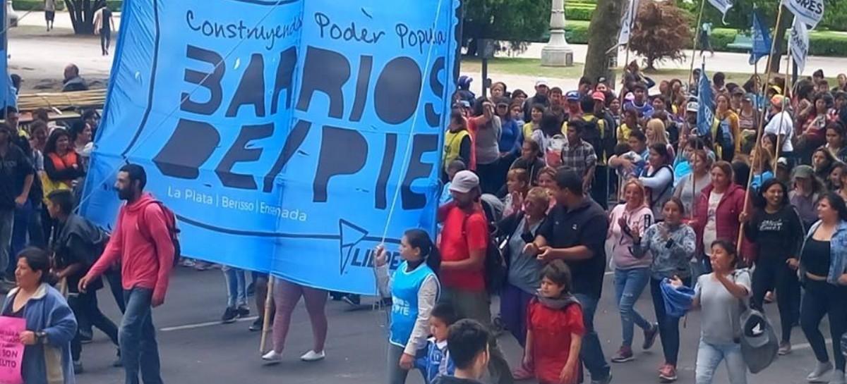 """La Plata: movimientos sociales volverán a protestar por una """"provocación"""" del intendente Julio Garro"""