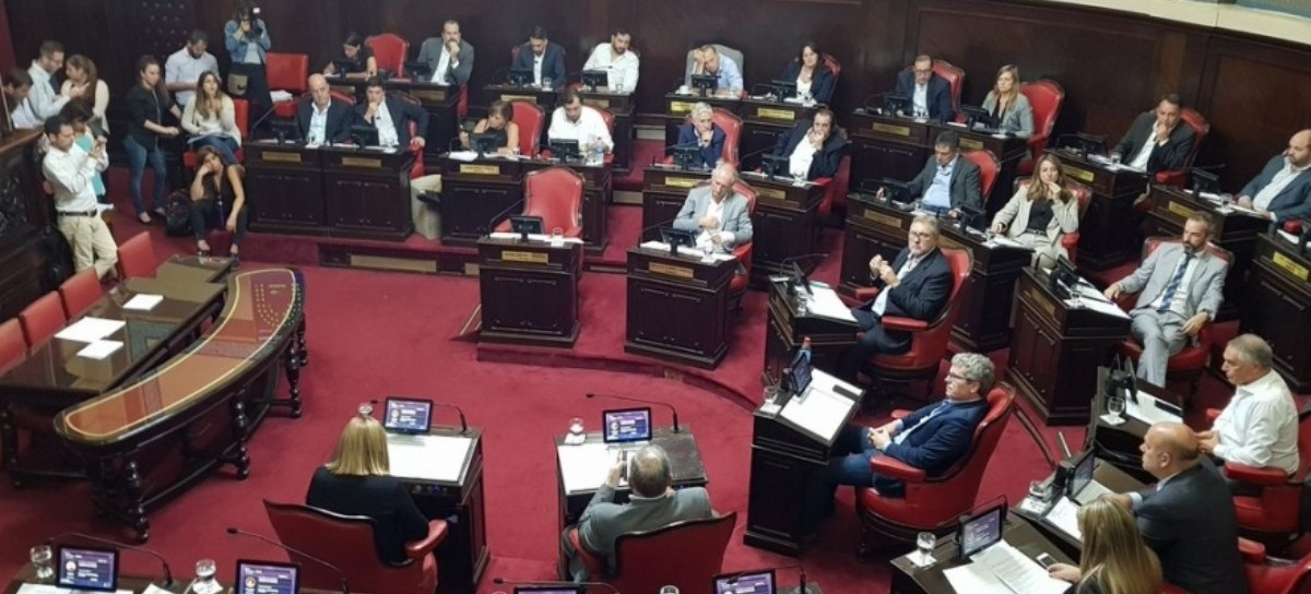 La Legislatura bonaerense aprobó la rebaja de tarifas: festejaron Vidal, Massa e intendentes del PJ