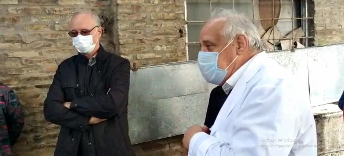 Quilmes: el director del Hospital Isidoro Iriarte, Juan Fragomeno, también con Coronavirus