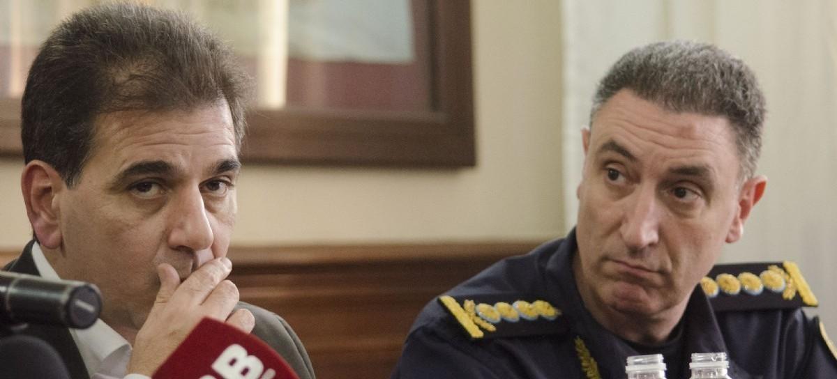 Reciclan la Policía Bonaerense con el desplazamiento de siete comisarios generales