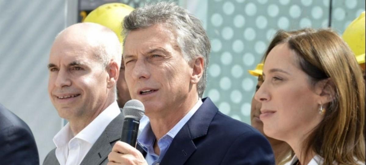 El presidente Macri le pasa gastos a la gobernadora Vidal: deberá absorber 25 mil millones de pesos