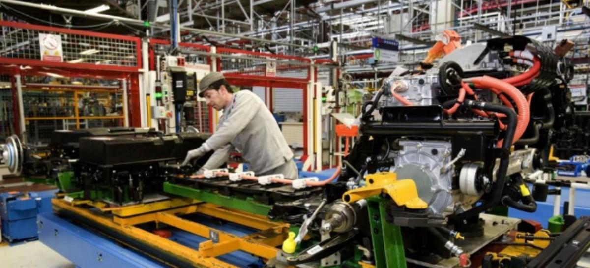 Comparada con mayo de 2020, la industria manufacturera bonaerense creció 34,8 %