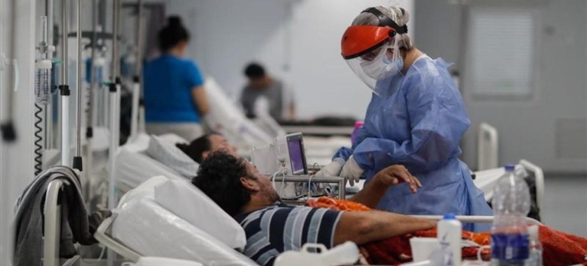 16-10-2020 // Coronavirus: el Gobierno nacional confirmó 381 muertes y 16.546 nuevos contagios