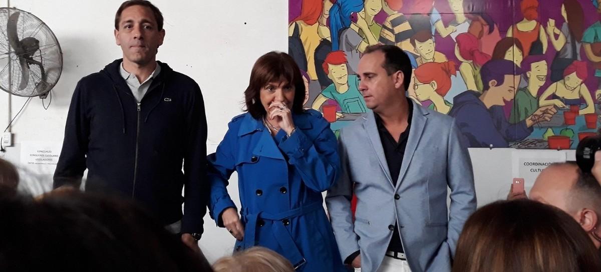 Por miedo a su presidenta Bullrich, Garro no se anima a despedir a un funcionario negacionista
