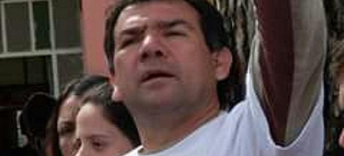 """Marcelo Arévalo: """"En La Plata tenemos la mayor representatividad de los trabajadores taxistas"""""""
