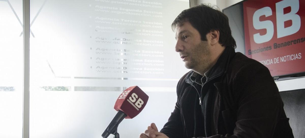 """García, sobre Garro: """"Hay buena voluntad, pero falta experiencia"""""""