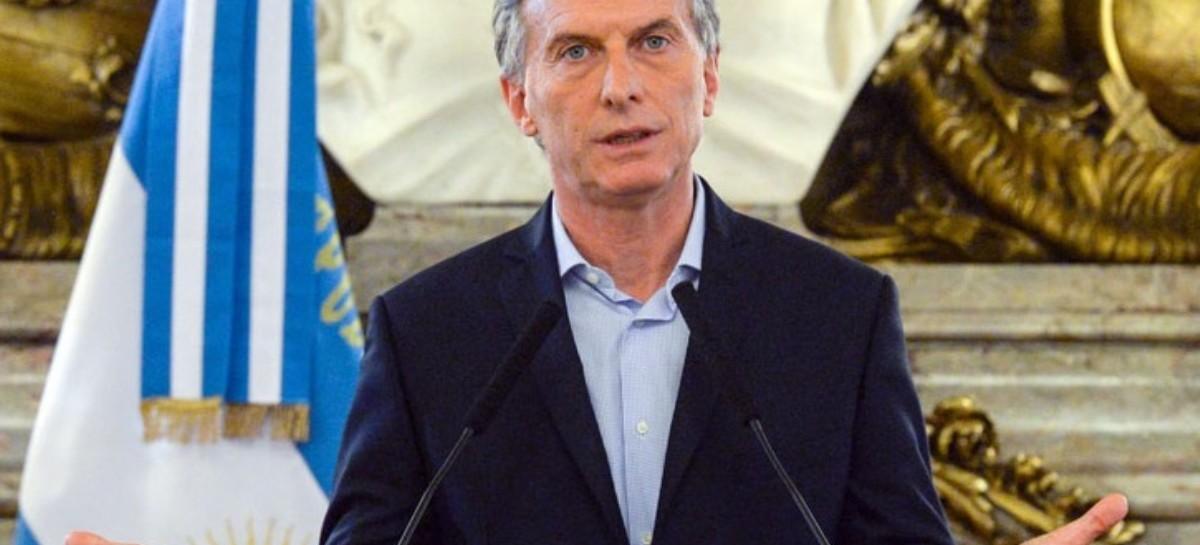 """Desde Malvinas Argentinas, Macri expresó: """"Estamos construyendo el país que soñamos"""""""