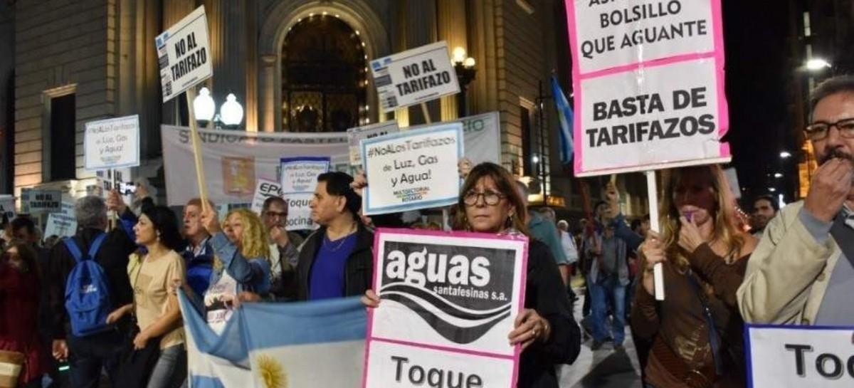 """Multisectorial """"21 F"""" convoca para este jueves a una jornada de protesta nacional por los tarifazos"""
