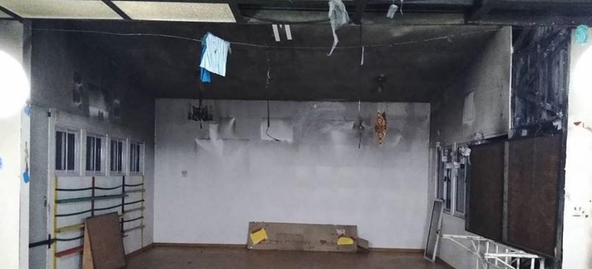 """La Plata: Piden explicaciones por el incendio de la biblioteca """"Del otro lado del árbol"""""""