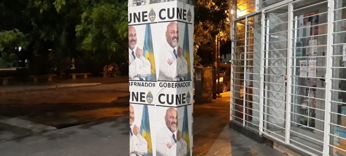Santiago Cúneo va por la Gobernación e impulsa candidatos en La Plata