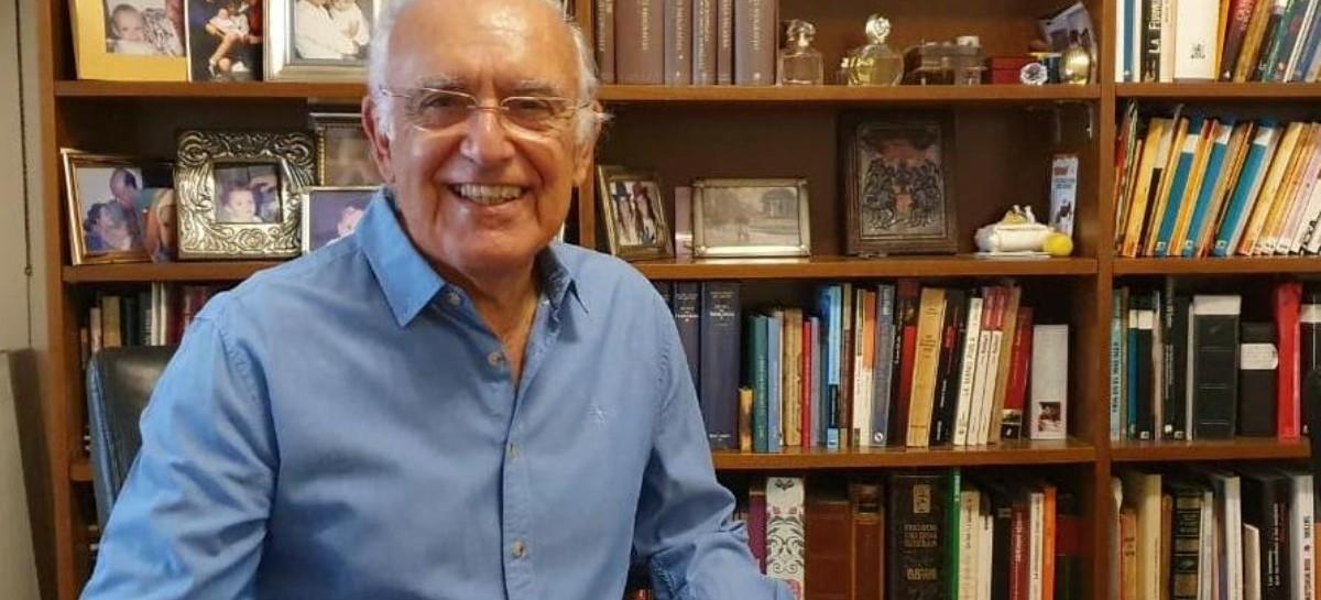 """Carlos Ruckauf, ex gobernador bonaerense: """"Tengo una buena impresión de Kicillof y de su gabinete"""""""