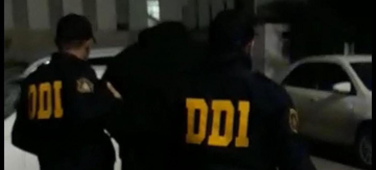 Finalmente, atraparon al acusado por el crimen del taxista de Ensenada: quedó detenido en la DDI