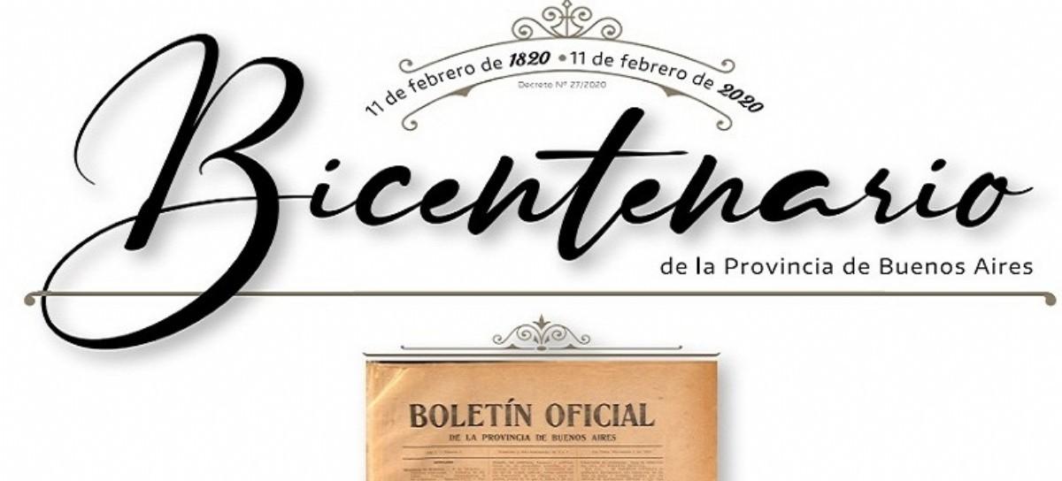 """A su manera, el Gobierno bonaerense hizo su """"Doodle"""" para recordar el Bicentenario de la Provincia"""