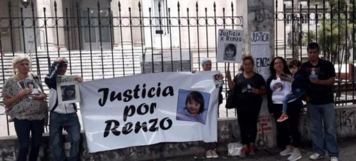 Negaron excarcelación a detenidos por la muerte de Renzo, el nene de 7 años que cayó de un 7º piso