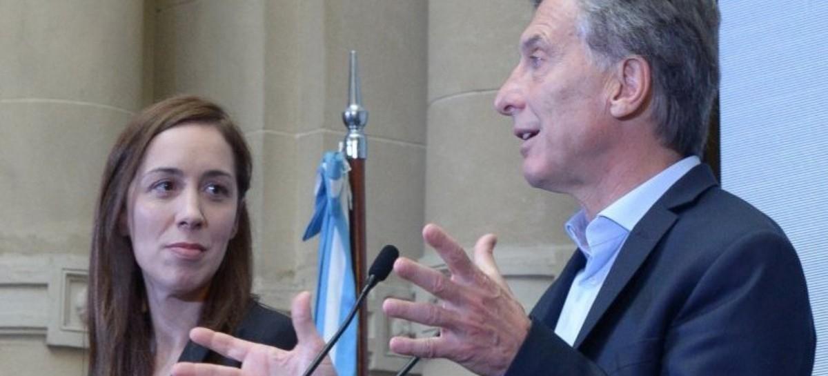 "Vidal admitió que cuando Macri llegó al poder no contó toda la verdad sobre la ""herencia recibida"""