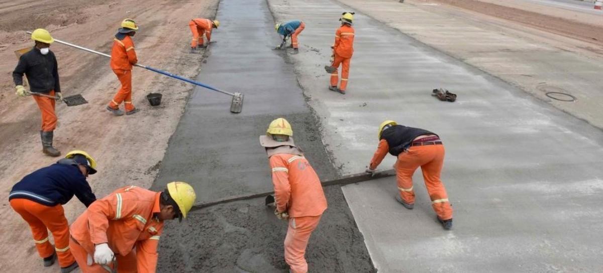 Con más de un año de obra pública paralizada, la construcción sigue generando pérdida de empleos