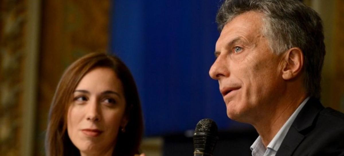 Por el dinero, hay cortocircuitos entre el Gobierno de Macri con el de Vidal