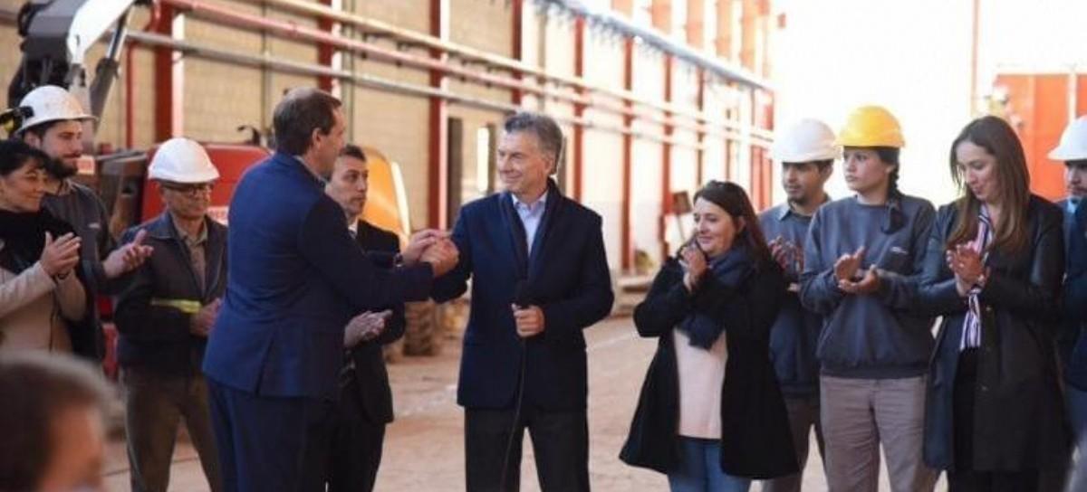 """Nuevo intento de Macri por mostrarse distinto a CFK: """"Pasamos de la corrupción a la transparencia"""""""