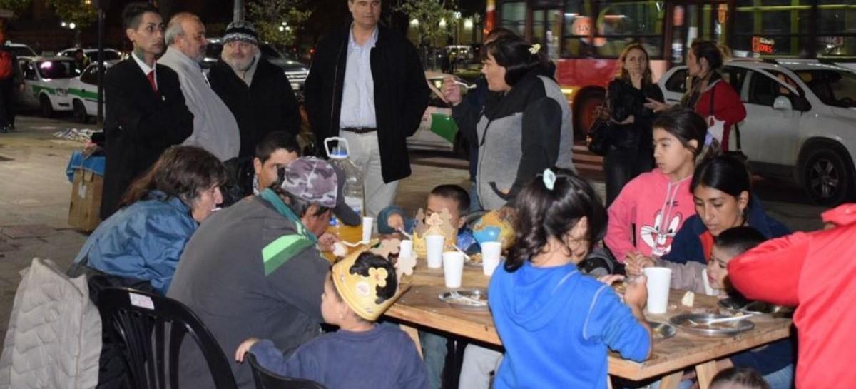 El Partido Justicialista de La Plata denuncia que hay más personas en situación de calle