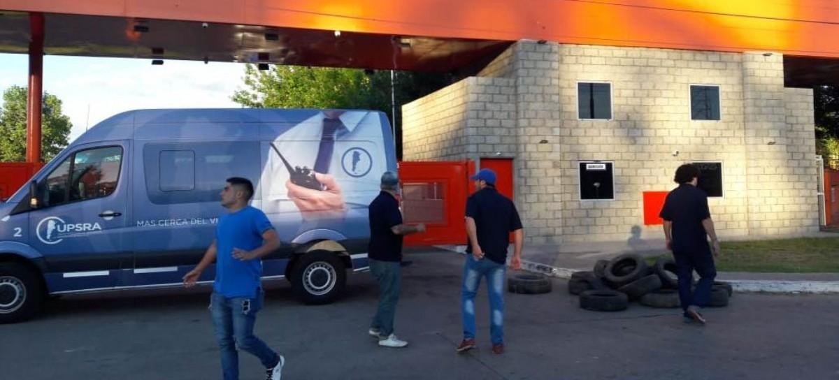 Denuncian vaciamiento de la empresa de seguridad CODECOP y hubo protestas de trabajadores