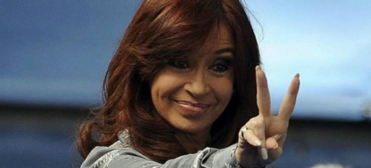 """""""Cristina Cumple"""", el mensaje que se viralizó en las redes"""