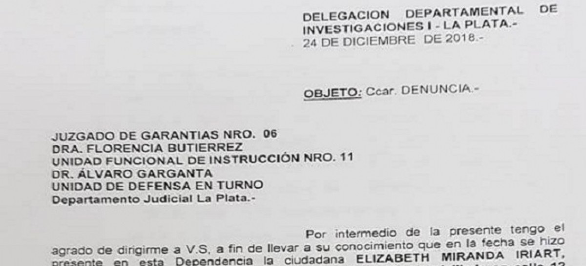 El empresario secuestrado en La Plata apareció, con lesiones leves, abandonado en Los Hornos