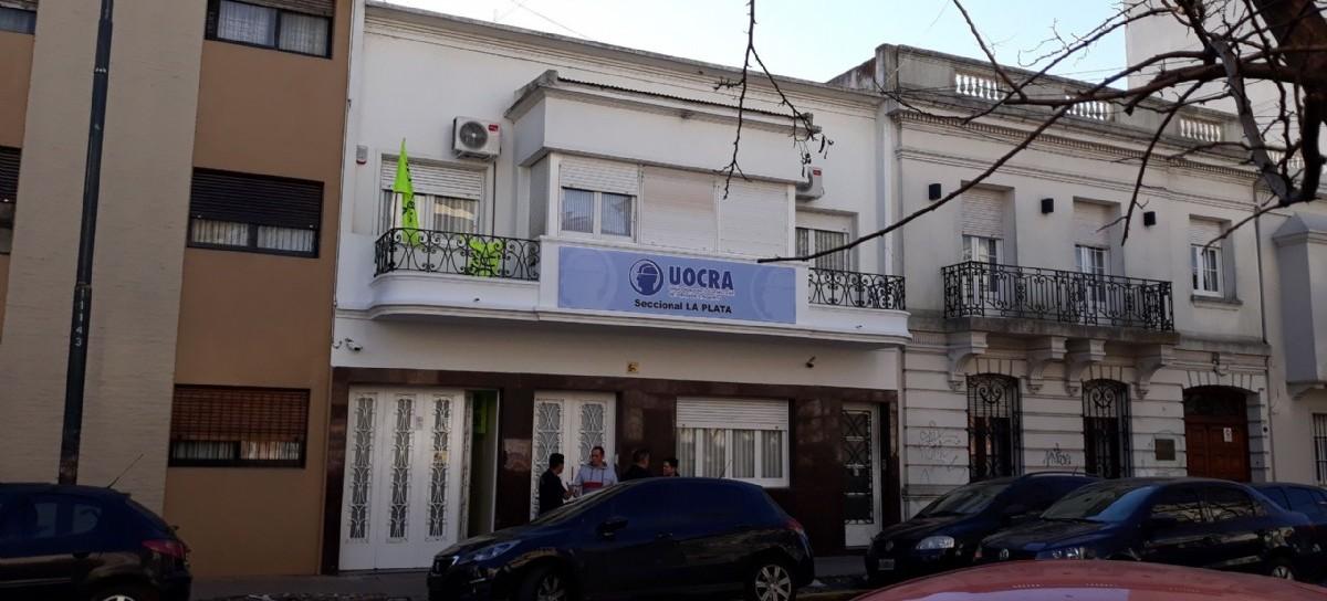 La normalización de la UOCRA La Plata hizo perder la normalidad a una zona comercial en crecimiento