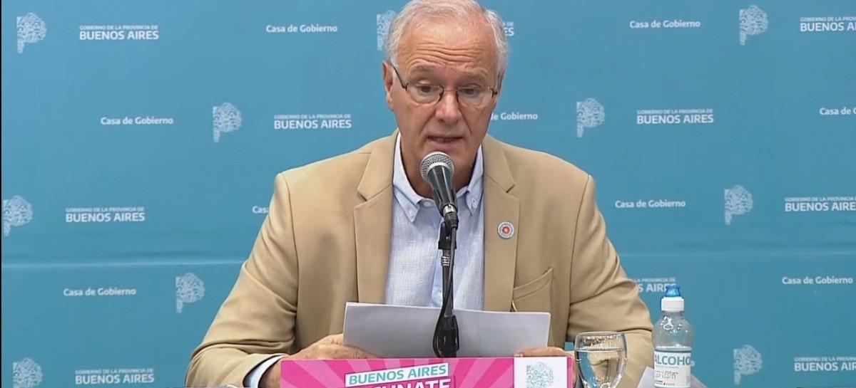 -EN VIVO- El Gobierno bonaerense anuncia nuevas medidas para frenar la segunda ola de COVID-19
