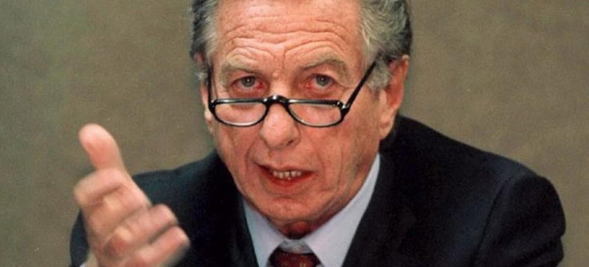 Murió Franco Macri, el padre del presidente de la Nación