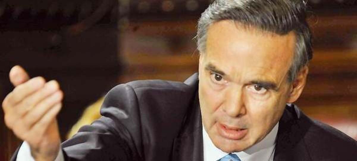 Ya no hay marcha atrás: el senador nacional Miguel Pichetto se lanza como candidato a presidente