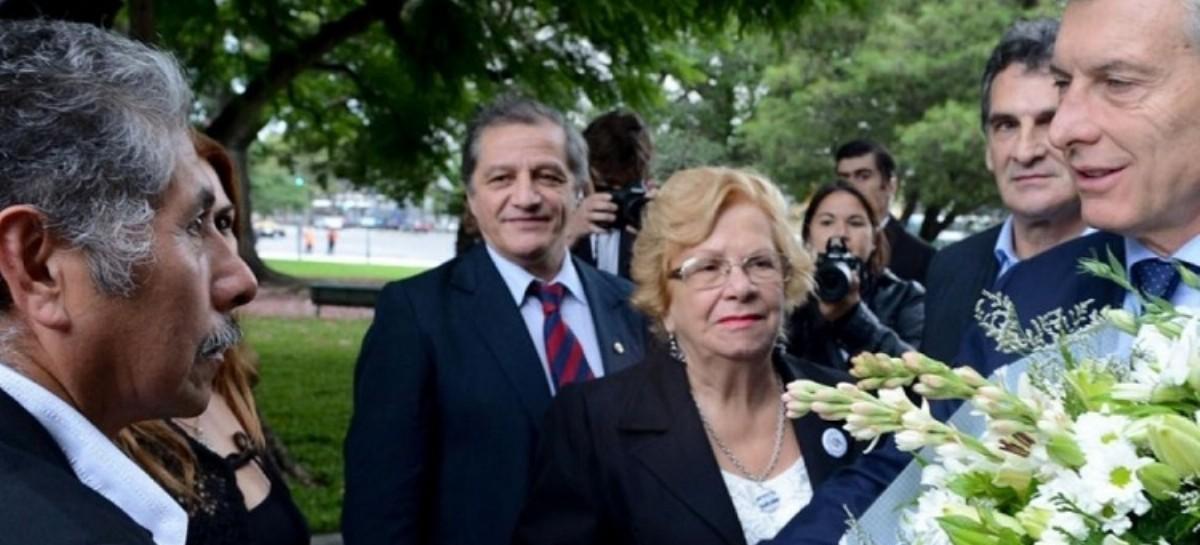 """Macri prometió """"seguir reclamando por la soberanía de Malvinas"""""""