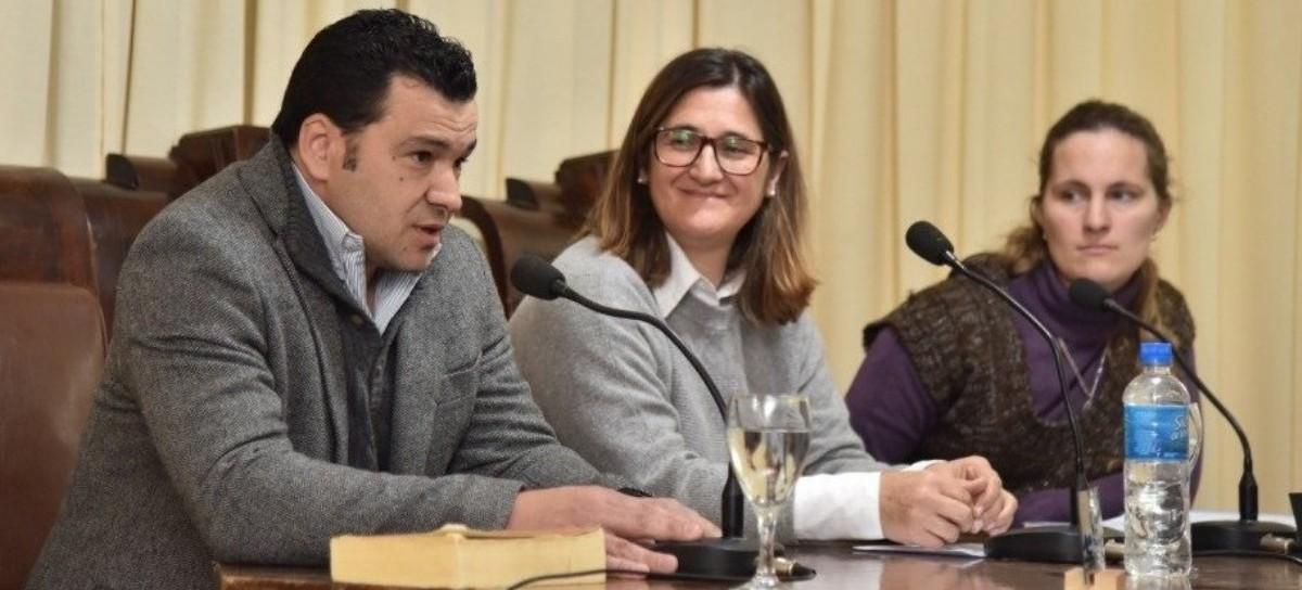 El nuevo intendente de Guaminí también quiere que Insaurralde sea candidato a gobernador bonaerense